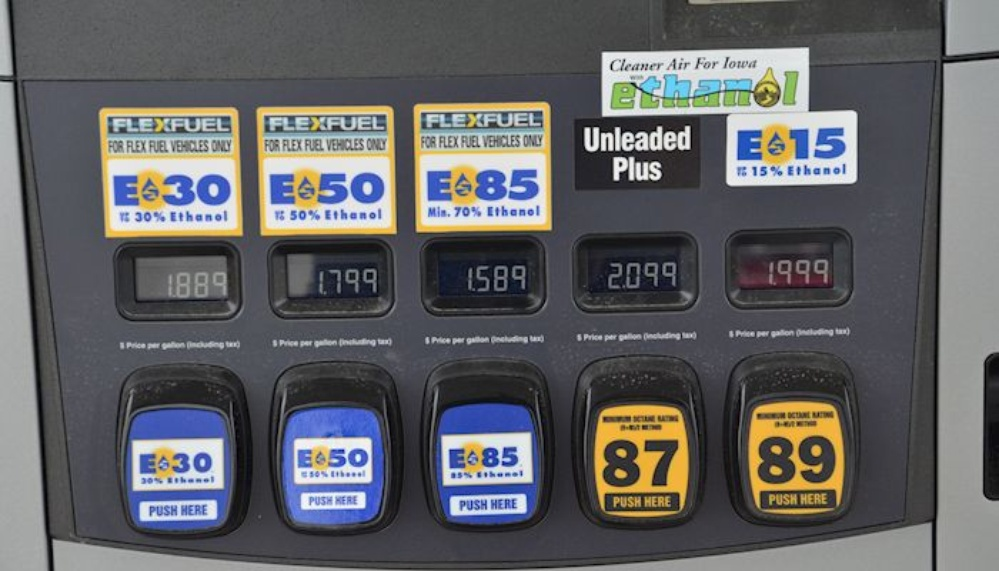 U.S. Gasoline Contained More than 10% Ethanol in 2016, Shattering the 'Blend Wall' Myth Once and For All