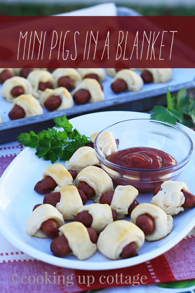 Mini Pigs in Blanket